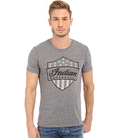 Lucky Brand - Indian Shield Graphic Tee