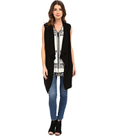 Dylan by True Grit - Long Drape Sweater Vest