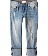 Hudson Kids - Ginny Crop Jeans in Blasted Blue (Big Kids)