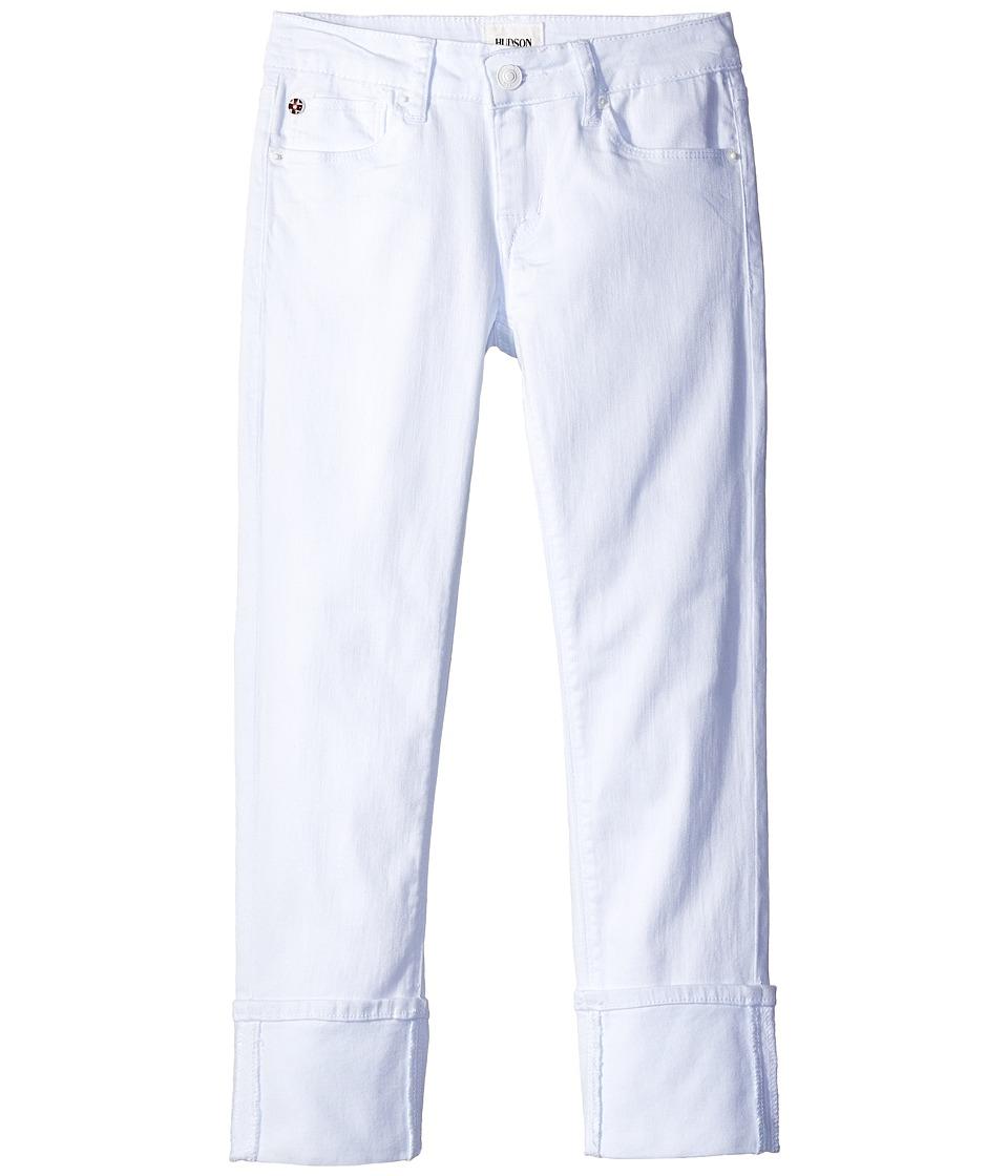 Hudson Kids - Ginny Crop Jeans in White