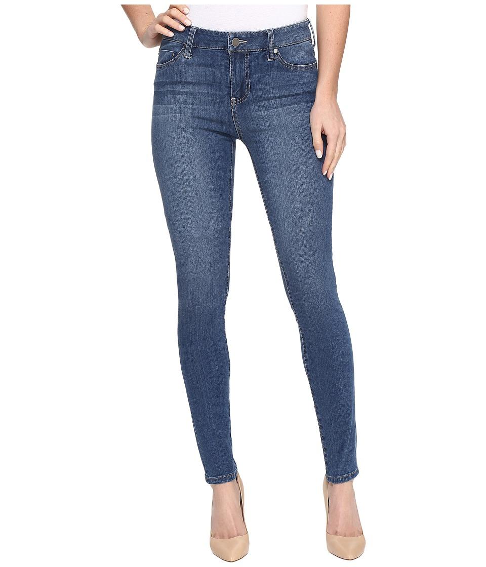 Liverpool - Contour 4-Way Stretch Denim Abby Skinny Jeans in Hydra Stone Blue
