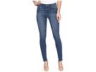 Contour 4-Way Stretch Denim Abby Skinny Jeans in Hydra Stone Blue