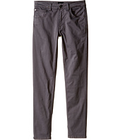 Hudson Kids - Jagger Twill Pants in Mid Grey (Big Kids)