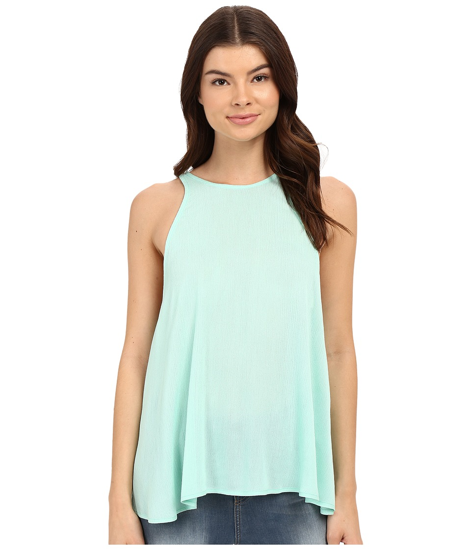 Lucy Love Charlie Tank Top Mojito Womens Sleeveless
