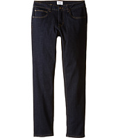Hudson Kids - Jagger Straight Five-Pocket in Rinse/Low Octane (Big Kids)