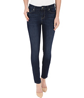 Liverpool - Piper Contour 4-Way Stretch Denim Ankle Jeans in Orion Medium Dark Indigo