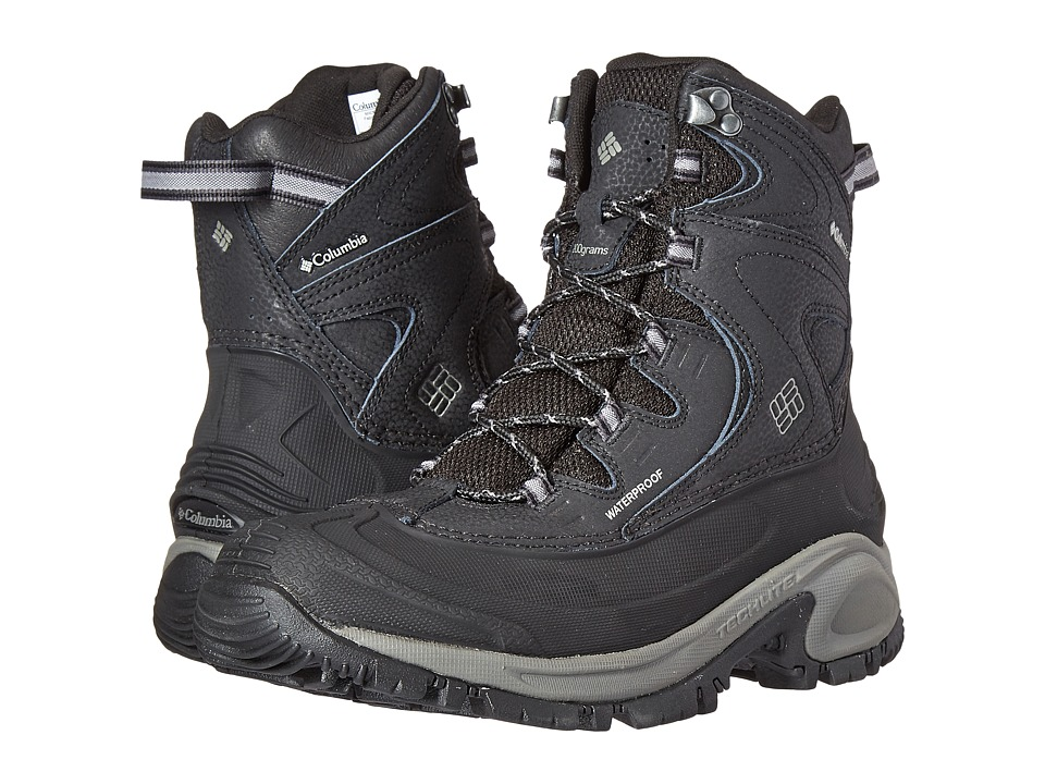 Columbia Bugaboot II (Black/Quarry) Women