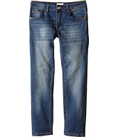 Hudson Kids - Jagger Straight Five-Pocket in Fossil Wash (Big Kids)