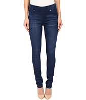 Liverpool - Sienna Pull-On Silky Soft Denim Skinny Jean Leggings in Havasu Deep Blue