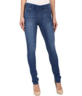 Liverpool - Sienna Pull-On Silky Soft Denim Skinny Jean Leggings in Lanier Mid Blue