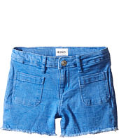 Hudson Kids - Kelly Shorts in Brite Blue (Toddler/Little Kids)