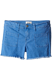 Hudson Kids - Kelly Shorts in Brite Blue (Big Kids)