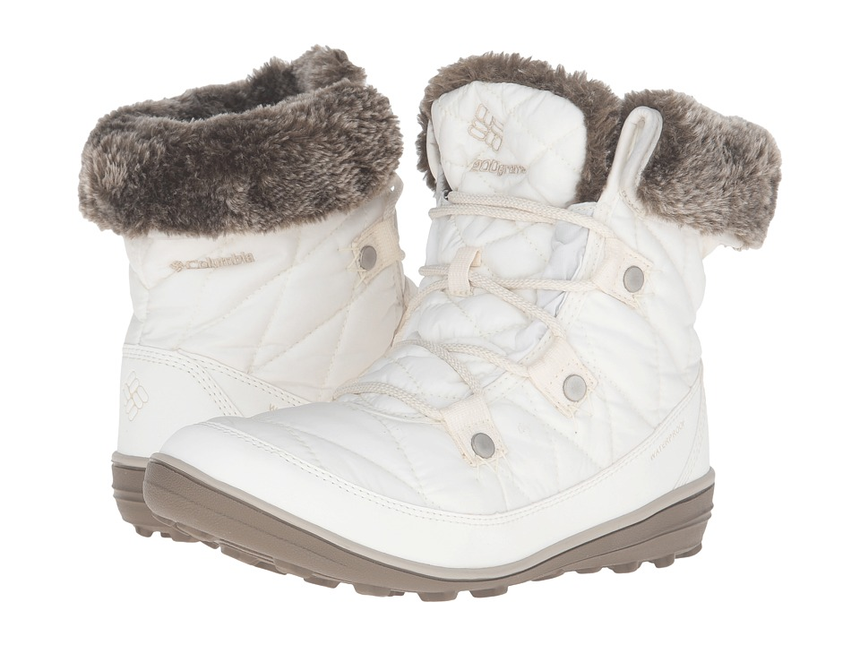 Columbia Heavenly Shorty Omni-Heat (Sea Salt/Fawn) Women's Shoes