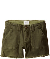 Hudson Kids - Utility Shorts in Ivy (Big Kids)
