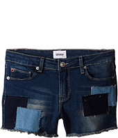 Hudson Kids - Superpower Shorts in Rare Blue (Big Kids)