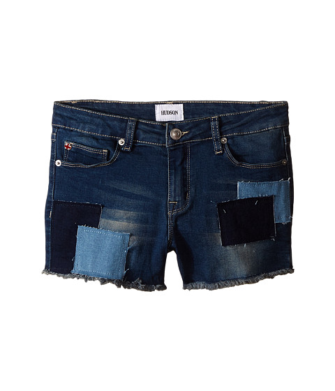 Hudson Kids Superpower Shorts in Rare Blue (Big Kids)