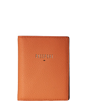 Fossil - RFID Passport Case Papaya
