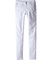 Hudson Kids - Dolly Skinny in White (Big Kids)