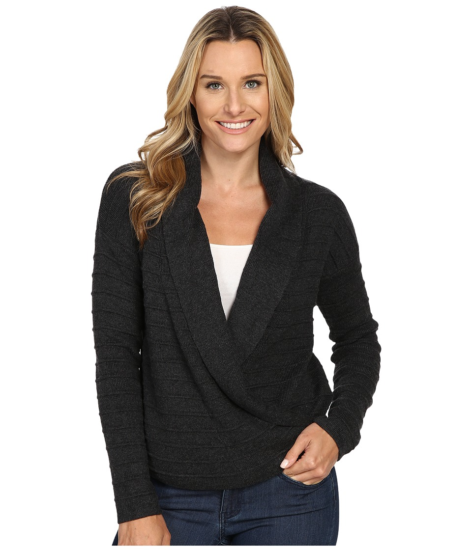 Royal Robbins - Sabrina Sweater Jack (Charcoal) Women