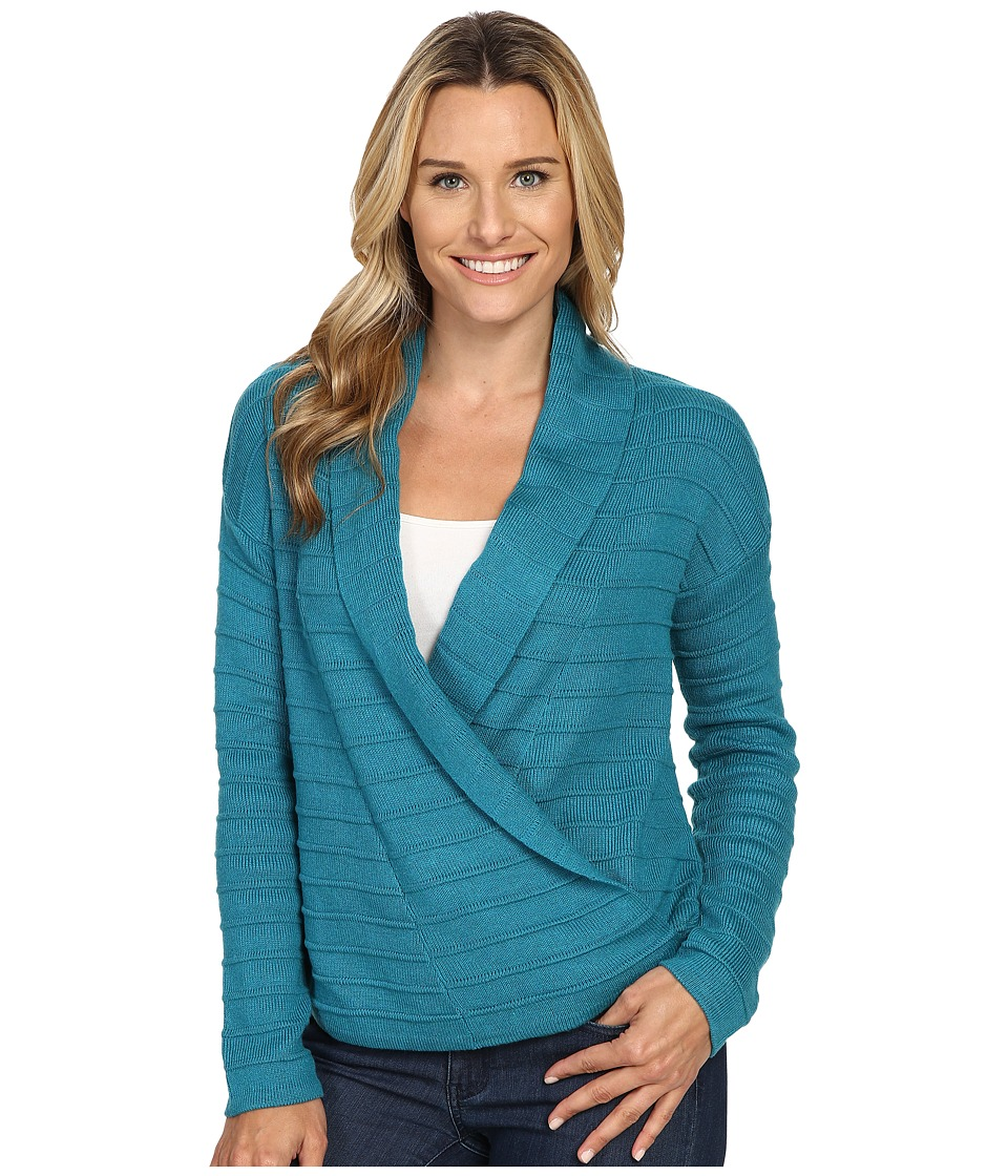 Royal Robbins - Sabrina Sweater Jack (Cosmic Blue) Women