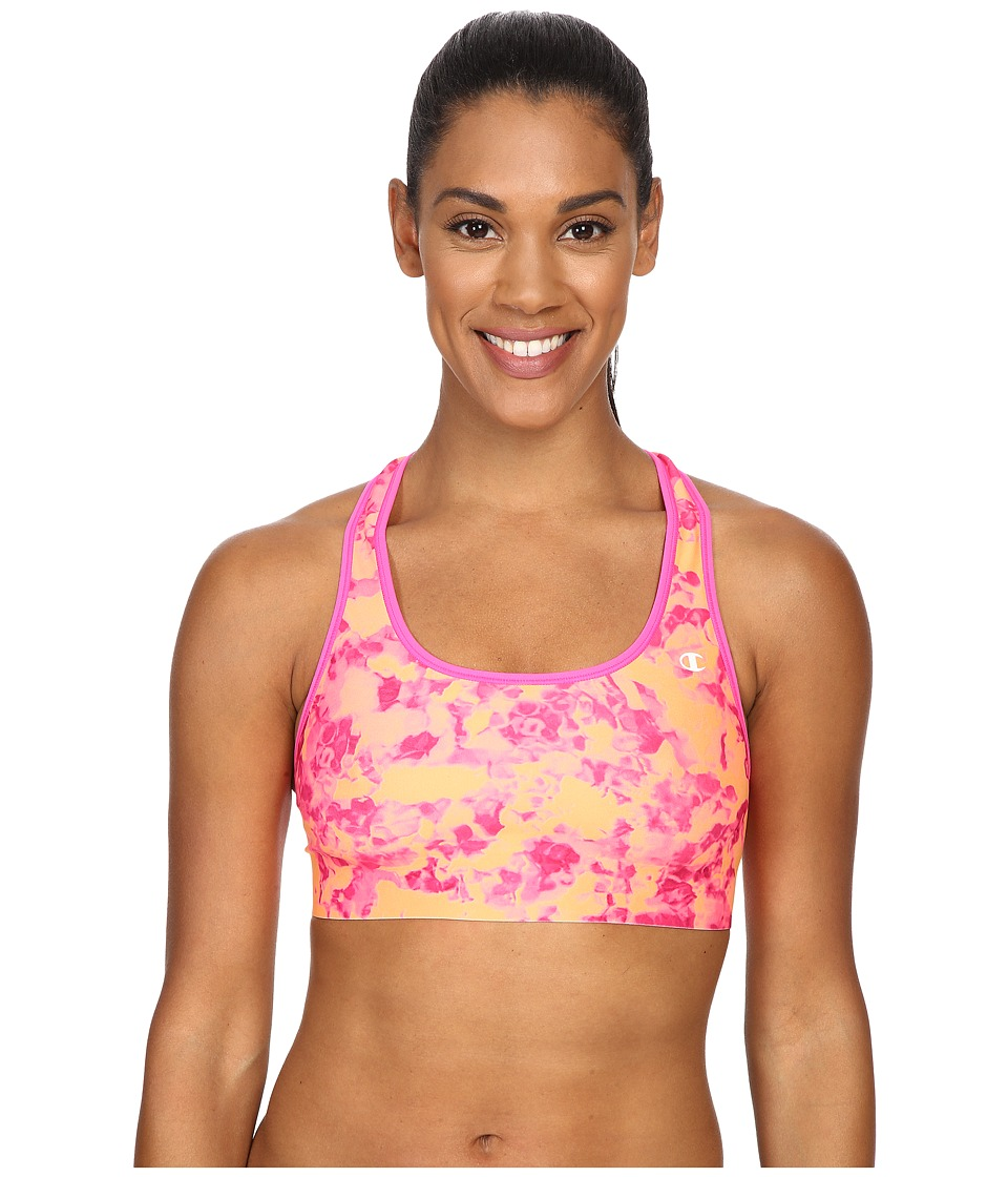 Champion Absolute Bra Pinksicle Algae Puff/Pinksicle Womens Bra