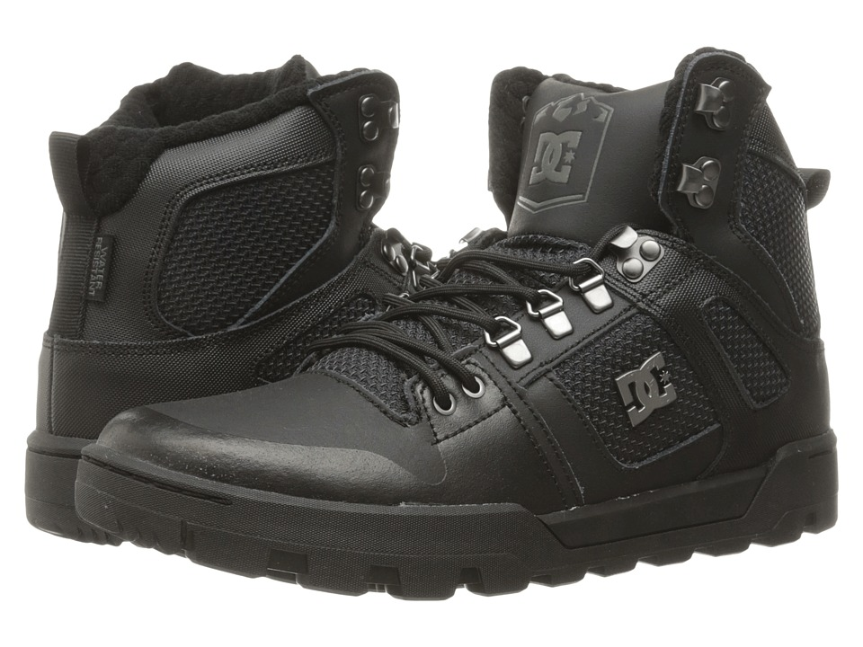 DC Spartan High WR Boot (Black 3) Men