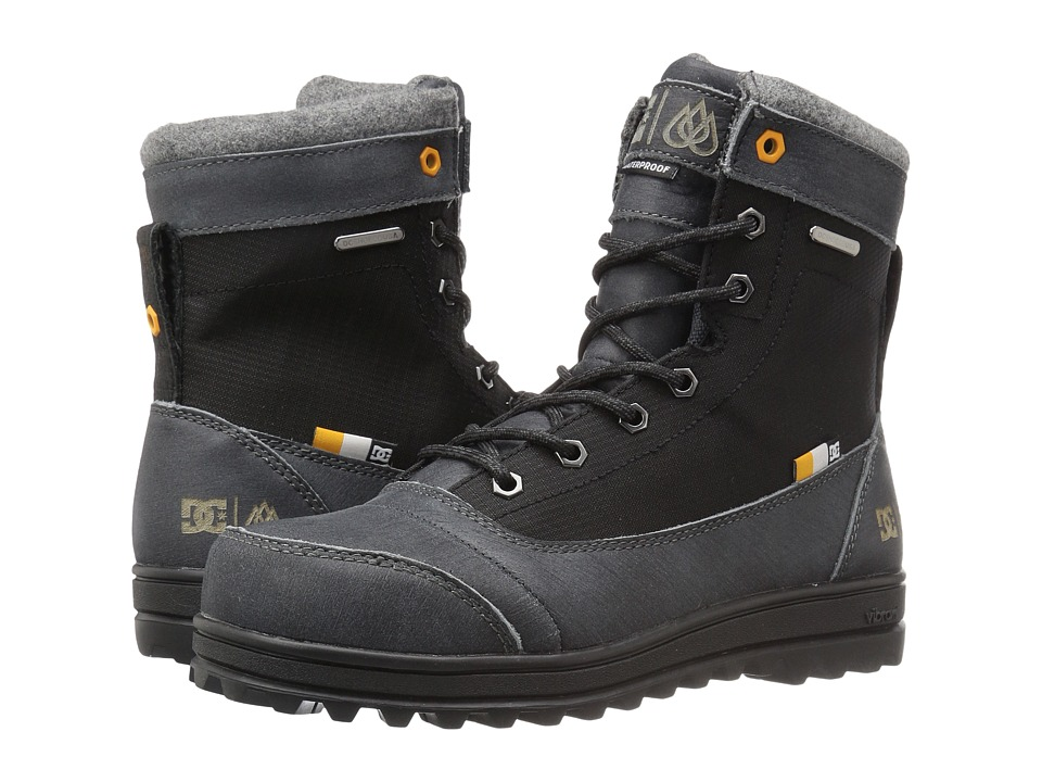 DC Travis (Black/Battleship/Black) Men