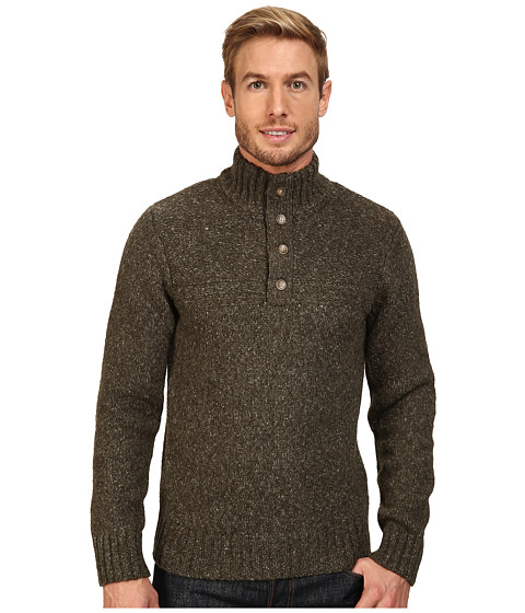 Royal Robbins Sequoia Button Mock Sweater