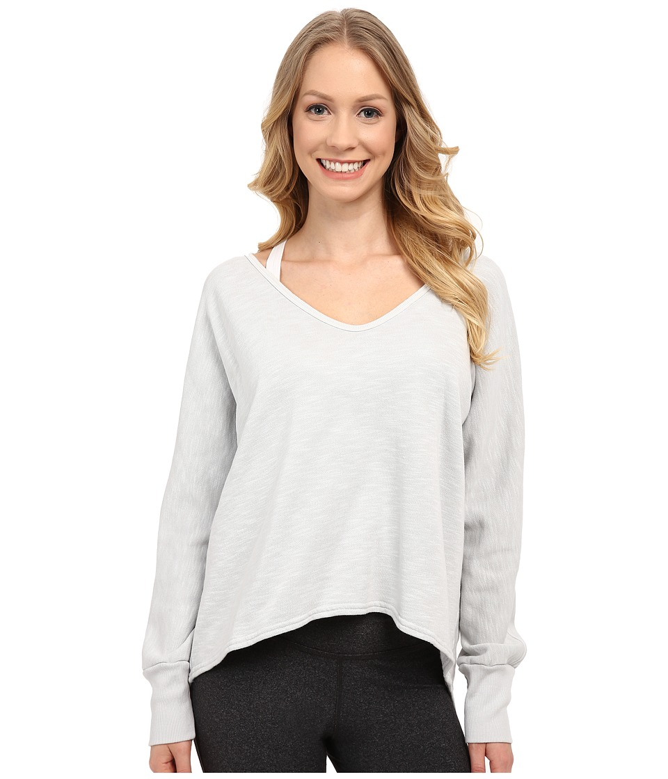 Hard Tail - Dolman Sleeve Pullover (Dove) Women