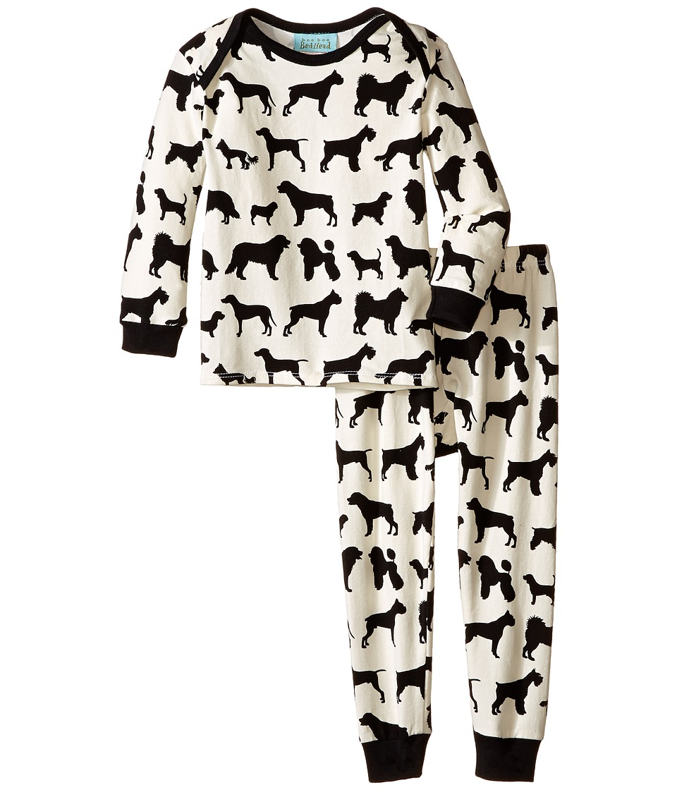 BedHead Kids L/S Baby Tee Pant Infant Best In Show Boys Pajama Sets
