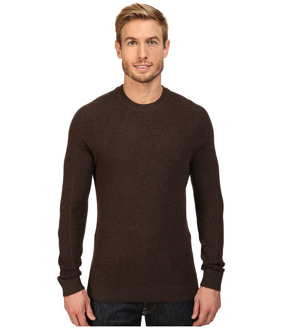 Royal Robbins All Season Merino Thermal Crew Sweater (Petrified Oak) Men