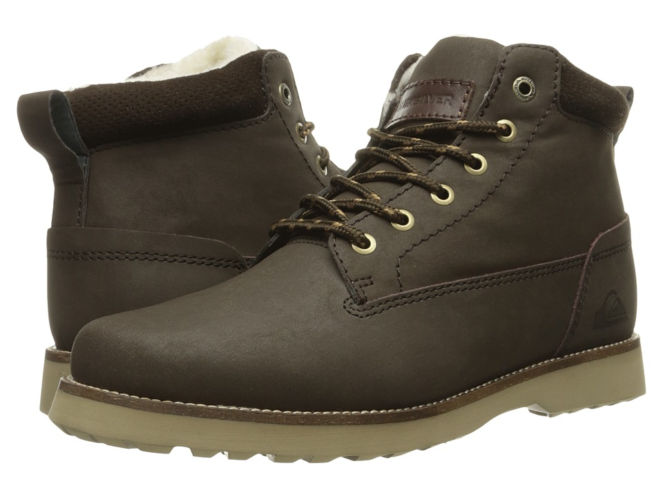 Quiksilver Mission II (Brown/Brown/Brown) Men