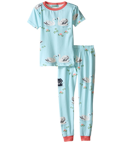BedHead Kids Short Sleeve Snug PJ (Toddler/Little Kids)