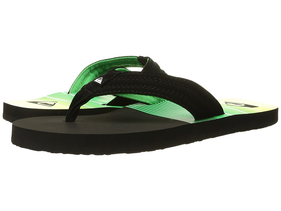 Quiksilver - Basis (Black/Green/Yellow) Men