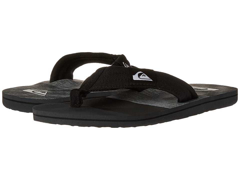 Quiksilver - Molokai Layback (Grey/Black/Grey) Men