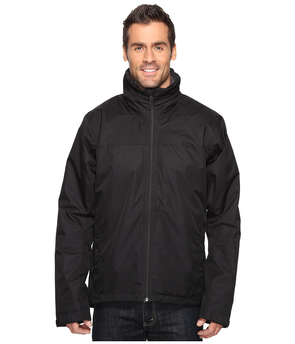 Adidas Outdoor - Wandertag Insulated Jacket (Black) Men's...