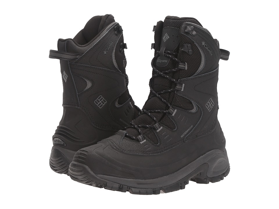 Columbia Bugaboot II XTM (Black/Charcoal) Men