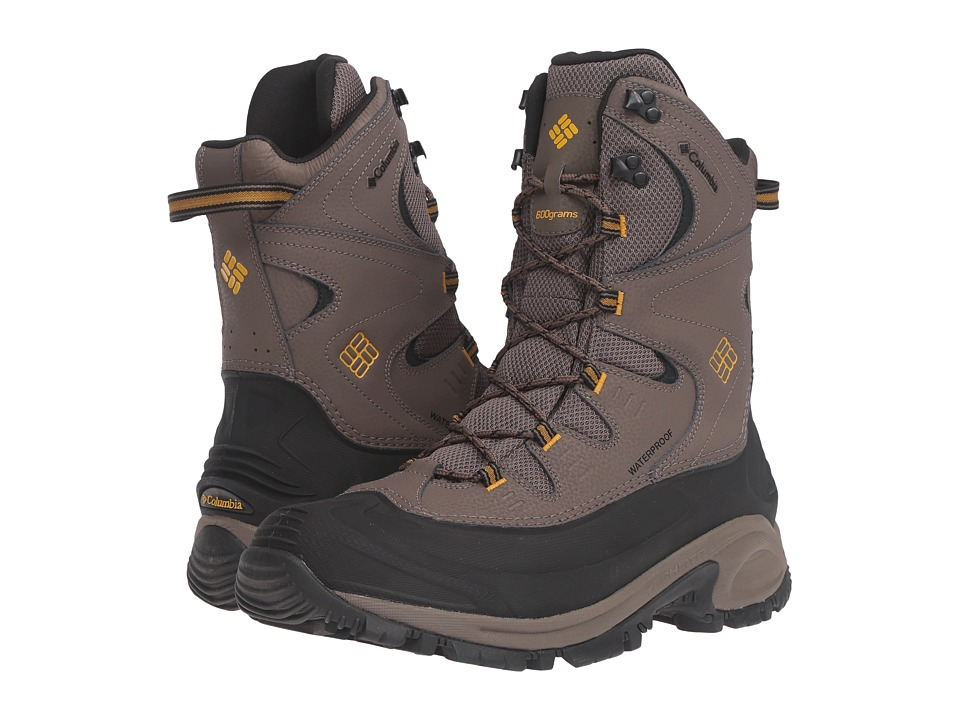 Columbia Bugaboot II XTM (Mud/Golden Yellow) Men