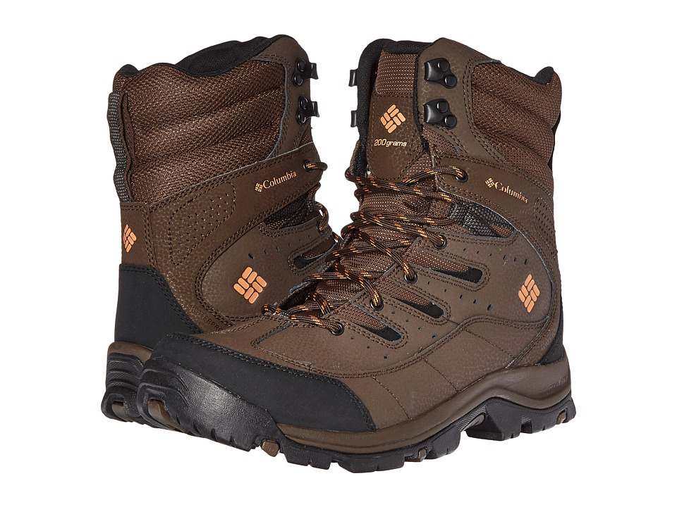 Columbia Gunnison Plus (Cordovan/Canyon Gold) Men