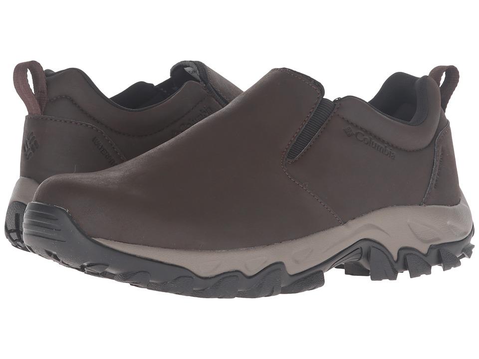 Newton Ridge Plus Moc Waterproof (Cordovan/Squash)