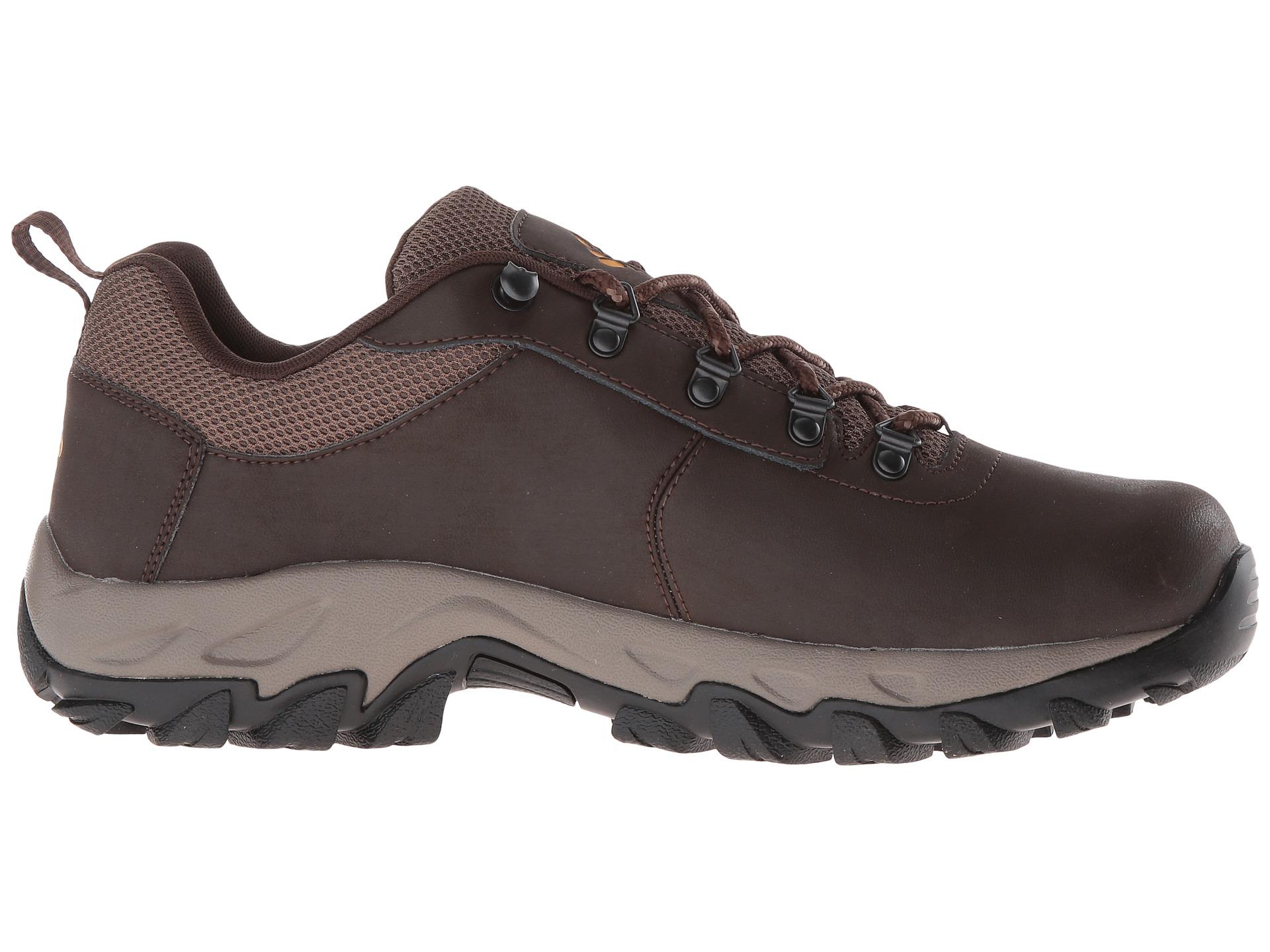 Columbia Newton Ridge Plus Men S Waterproof Shoes