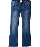 Hudson Kids - Annie Flare Crop in Feather Blue (Big Kids)