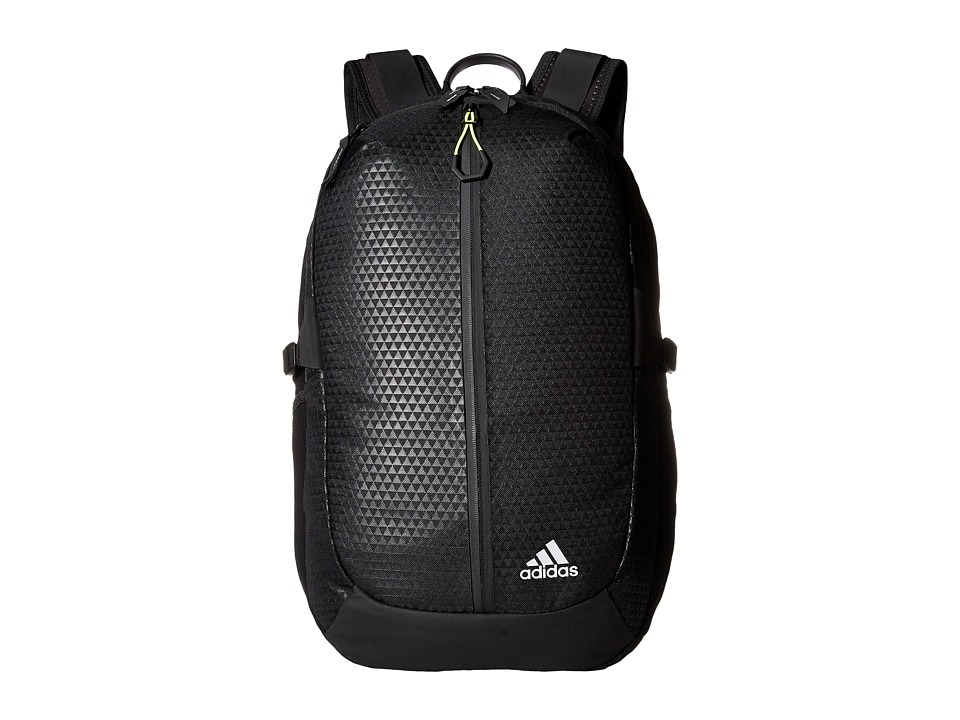 adidas - Banner Backpack (Black Triangle Emboss) Backpack Bags