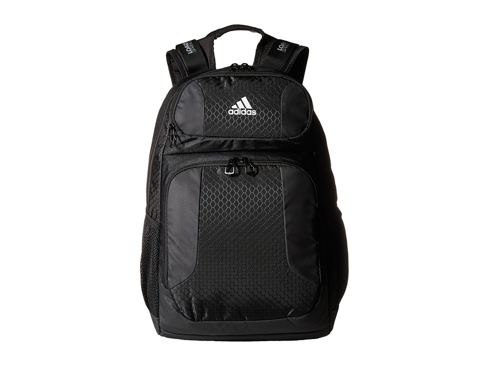 adidas - Strength Backpack (Black/Neo White) Backpack Bags