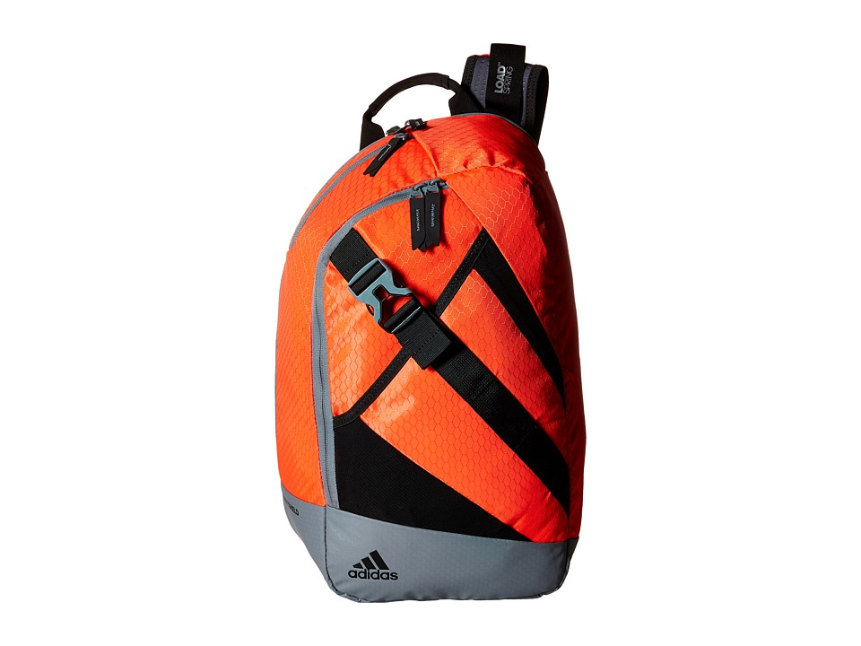 adidas - Citywide Sling (Solar Red/Grey/Black) Backpack Bags