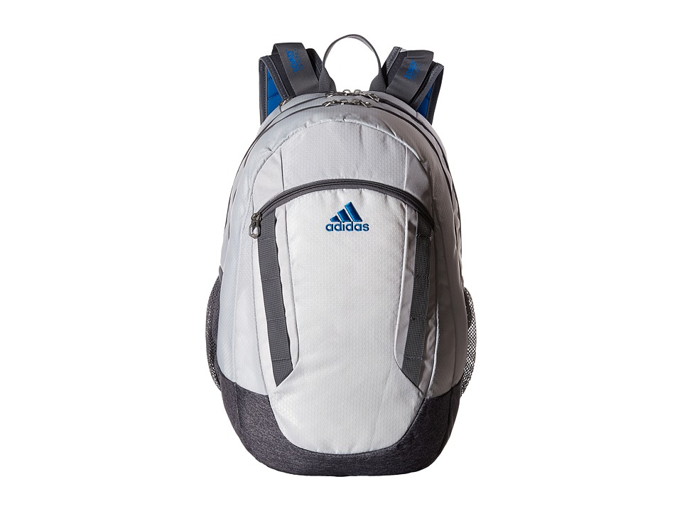 adidas - Excel II Backpack (Neo White/Bright Blue/Deepest Space/Grey/Heather Grey) Backpack Bags