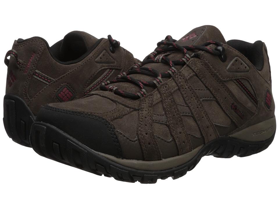 Redmond Leather Omni-Tech (Cordovan/Garnet Red)