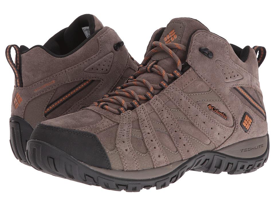 Redmond Mid Leather Omni-Tech (Mud/Bright Copper)