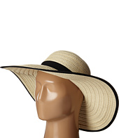 Ivanka Trump - Grosgrain Trim Floppy Hat