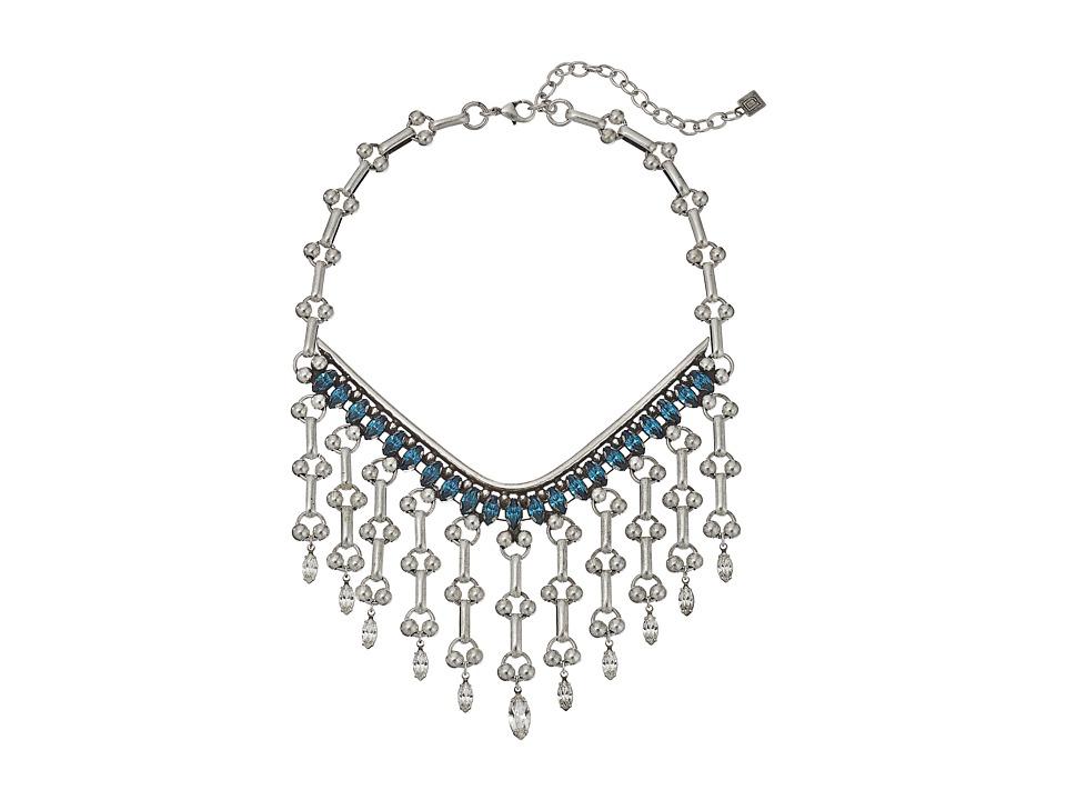 DANNIJO HAVINITA Necklace Blue Asst Necklace